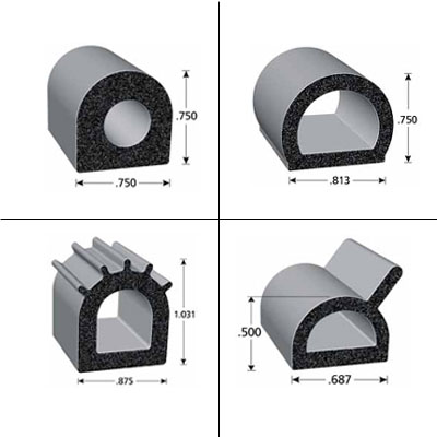 D-Shaped Seal