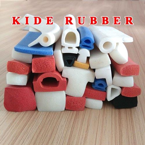 Silicone Sponge Rubber Extrusion