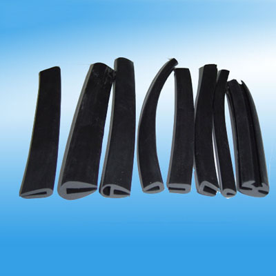 U-Shaped Rubber Extrusion