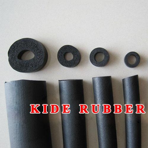 EPDM Sponge Rubber Extrusions