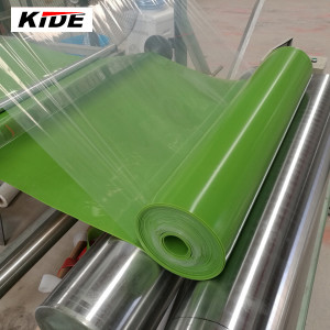 0.1mm-20mm soft silicone sheet insulation