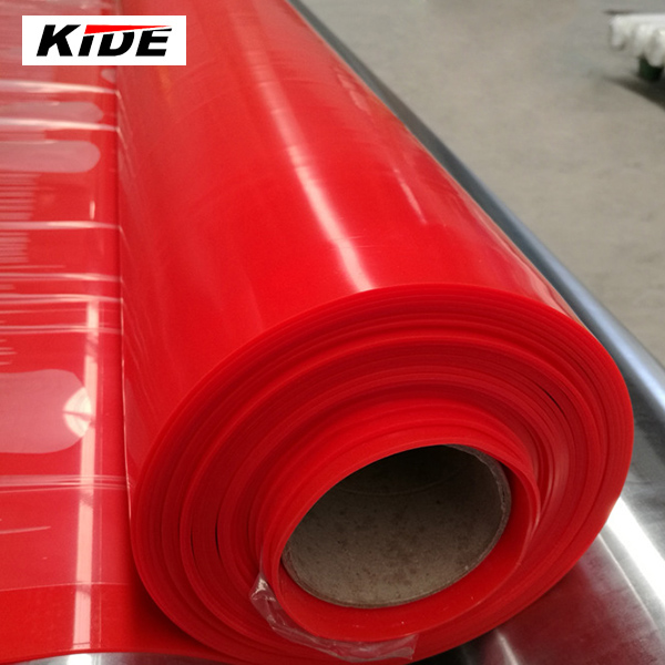 heat resistant flexible silicone gasket sheet