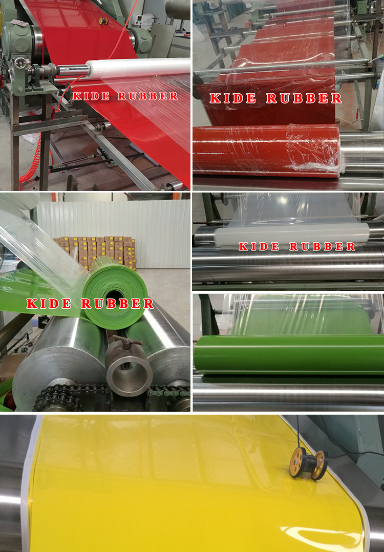 silicone sheet equipment