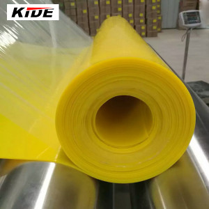 food grade silicone rubber sheet roll