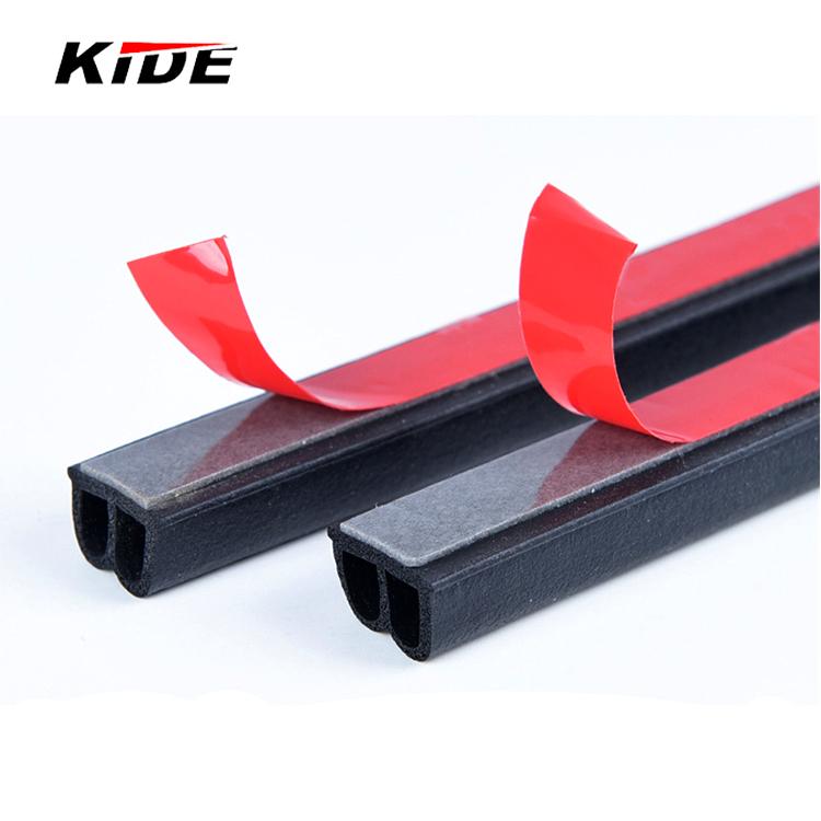 self adhesive car body rubber seal strip rubber car door seal